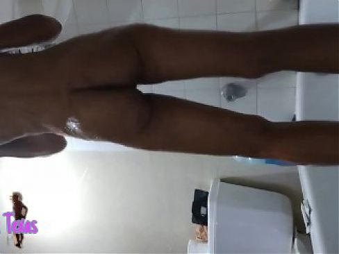 Thot in Texas - 62 year old Granny Showers Before Quickie