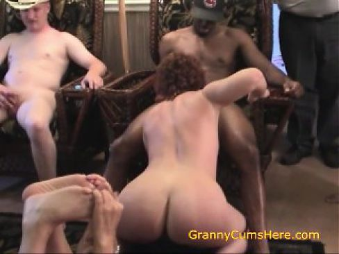 Real Home Videos of Our Swinger Grannies