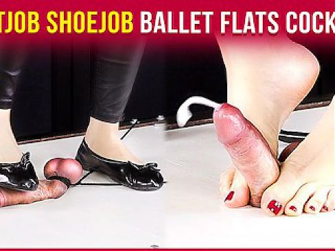 Footjob with Teasing and Torture in Cockbox - Ruined Orgasm  Era